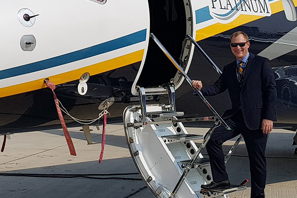 Empire Aviation Group appoints new Director of Sales