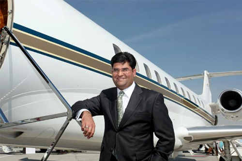 2012 breathes life back into the Middle East private jet charter market as demand for private jets outstrips supply