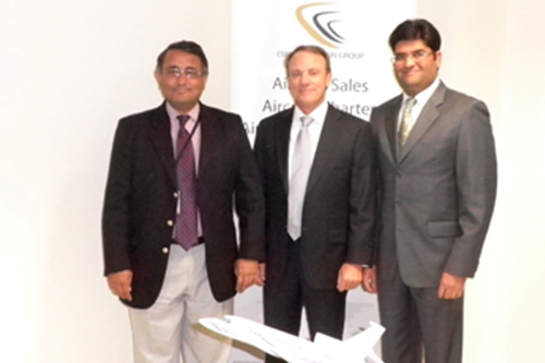 Air Works Makes a Strategic Investment in Dubai based Empire Aviation Group