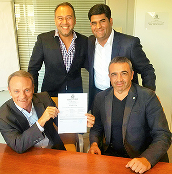 Empire Aviation Group becomes first Middle East company to be awarded Air Operator Certificate by San Marino Civil Aviation Authority