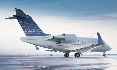 Empire Aviation Group adds new Bombardier Challenger 605 business jet to its global managed fleet, based in Africa