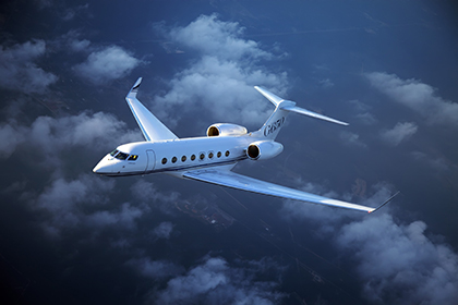 Empire Aviation Group adds a second Gulfstream G650 business jet to its managed fleet; third G650 in the pipeline for late 2016 delivery