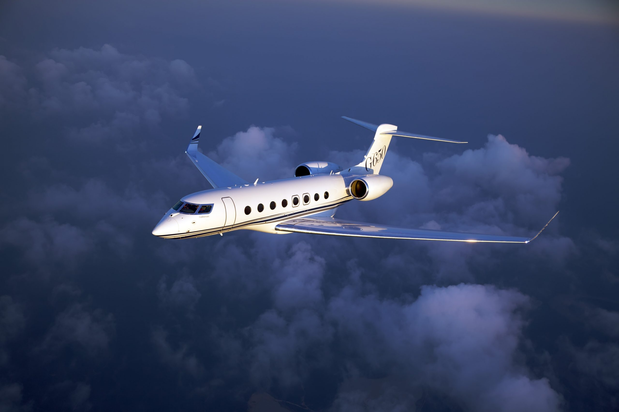Hat trick! Empire Aviation Group becomes one of region's major operators of the Gulfstream G650 business jet, with the addition of third aircraft to its managed fleet