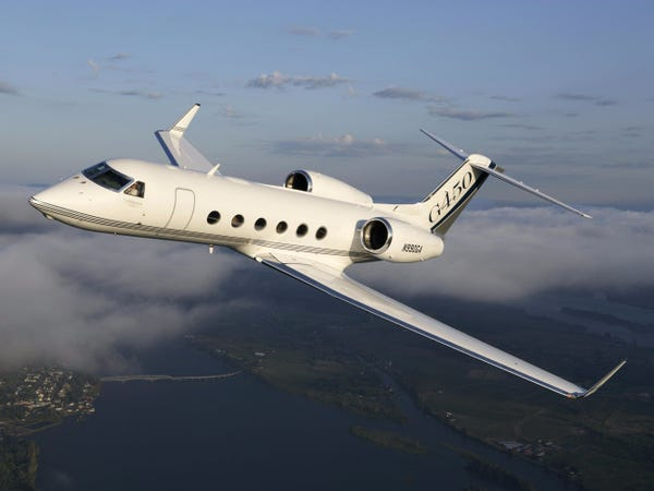 Empire Aviation Group takes Gulfstream G450 business jet under management for a private owner in Dubai