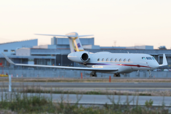 Closer to The Speed of Sound – Welcoming The Legendary Gulfstream G650